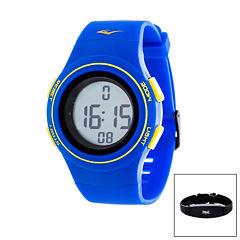 Everlast Blue Heart Rate Watch