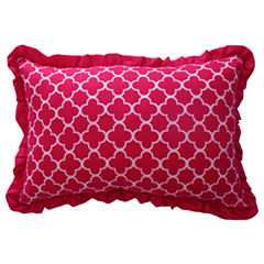 Waverly Reverie Rectangular Throw Pillow