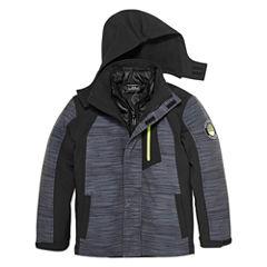 WeatherProof Systems 3-in-1 Jacket- Boys 8-20