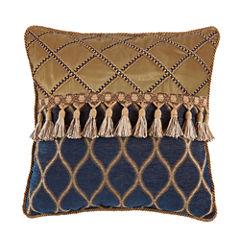 Croscill Classics Julien Square Throw Pillow