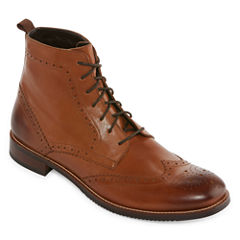 Stafford Hanks Mens Dress Boots