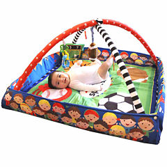 Kids Preferred Little Sport Star Play Gym Play Mat