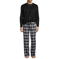 IZOD Woven Pant Pajama Set