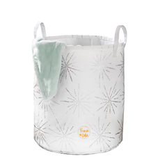 Frank And Lulu Starla Storage Hamper Polyester Folding Single Compartment Hamper
