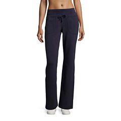 St John's Bay Active™ French Terry Pants