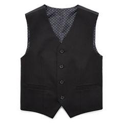 Van Heusen® Herringbone Vest - Boys 8-20