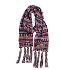 Muk Luks Loop Knit Cold Weather Scarf