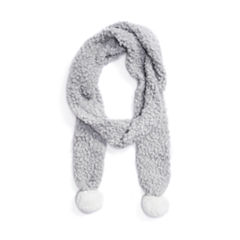 Muk Luks Skinny Oblong Knit Cold Weather Scarf