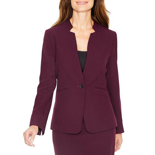 Chelsea Rose Long Sleeve Suit Jacket