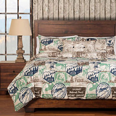 Siscovers Parks and Rec Duvet Set