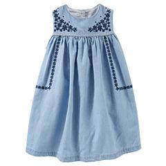 OshkoshSleeveless Dress - Toddler Girls