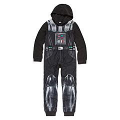 Darth Vader One Piece Pajama- Boys