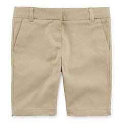 IZOD® Bermuda Shorts - Toddler Girls 2t-4t