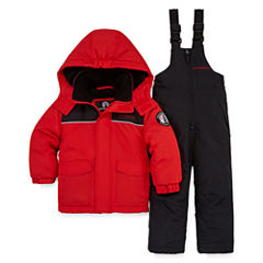 Weatherproof Snowsuit - Boys Toddler