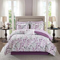 Madison Park Eden Floral Comforter Set