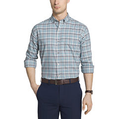 Van Heusen® Long Sleeve Stretch Flex Non Iron Shirt