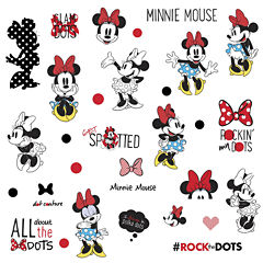 Minnie Rocks The Dots Party Pack