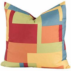 Crayola Paint Box Throw Pillow