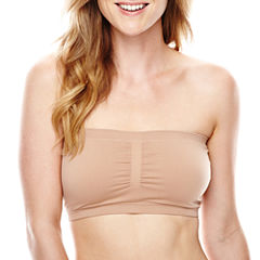 Ambrielle Smoothing Solutions Wireless Bandeau Strapless Bra-114345