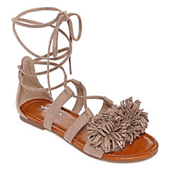 Arizona Georgia Womens Flat Sandals