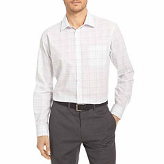 Van Heusen Long Sleeve Traveller Non Iron Stretch Shirt
