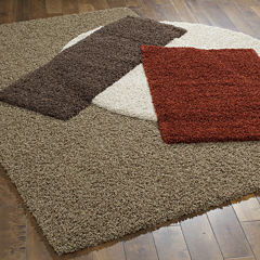 JCPenney Home™ Renaissance Washable Shag Rug Collection