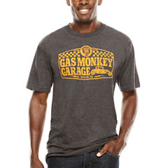 Gas Monkey Short-Sleeve Tee - Big & Tall