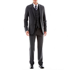 JF J. Ferrar® Stretch Gabardine Suit Separates - Super Slim