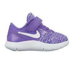 Nike Flex Contact Girls Running Shoes - Toddler