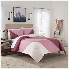 Vue Beau 3-pc. Stripes Comforter Set