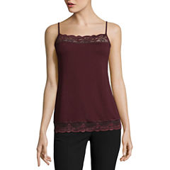 Worthington Lace Trim Camisole
