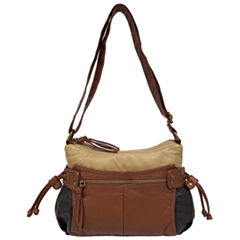 St. John's Bay Colorblock Convertible Shoulder Bag