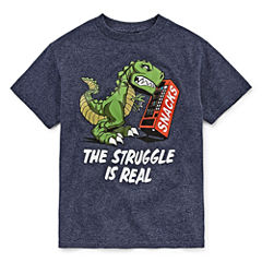 Snack Struggle Short Sleeve T-Shirt