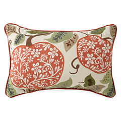 JCPenney Home™ Embossed Pumpkin Decorative Pillow