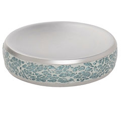 Zenna Home Number 9 Floral Soap Dish