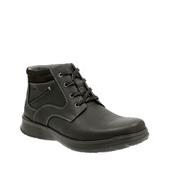 Clarks Of England Mens Lace Up Boots