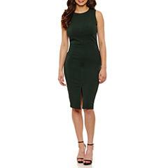 Bisou Bisou Sleeveless Shift Dress