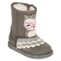 Okie Dokie Karis Girls Winter Boots - Toddler