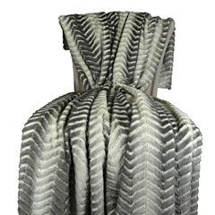 Plutus Cuddle Mirage Handmade Throw Blanket