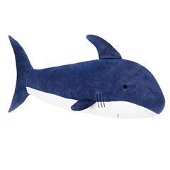 Frank And Lulu Shark Animal Throw Pillow