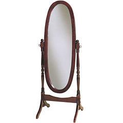 Heritage Floor Mirror
