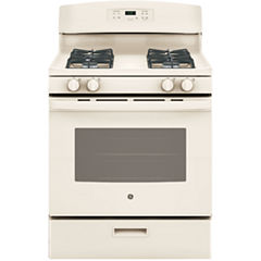 GE® 4.8 Cu. Ft. Freestanding Gas Range