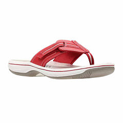 Clarks Brinkley Jazz Womens Flip-Flops