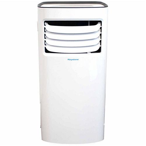 Keystone 6000 BTU 115V Portable Air Conditioner with Remote Control