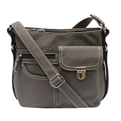 Rosetti Triple Play Rudy Mini Crossbody Bag