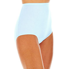 Vanity Fair® Perfectly Yours® Cotton Briefs - 15318