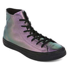 Converse Chuck Taylor All Star High-Top Leather Womens Sneakers
