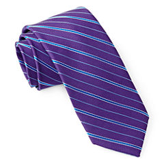 IZOD® Striped Tie - Boys One Size