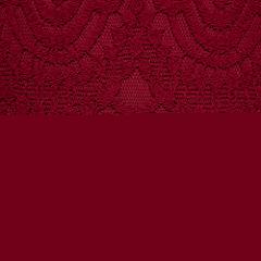 Ronni Nicole 3/4 Sleeve Lace Pattern Shift Dress