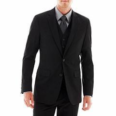 JF J. Ferrar® Stretch Gabardine Suit Jacket - Classic Fit